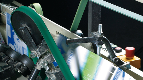 Folder Gluer Belts in  Shirur