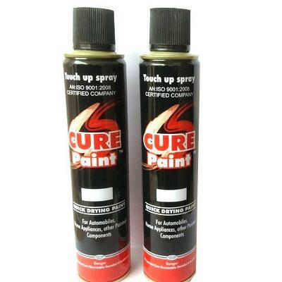 Cure Spray Paint