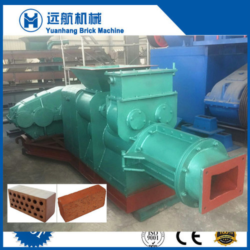 Automatic Vacuum Red Clay Extruder