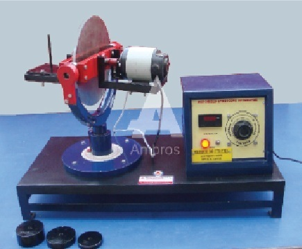 Motorised Gyroscope Apparatus