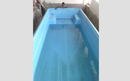 Prefabricated Frp Swimming Pool