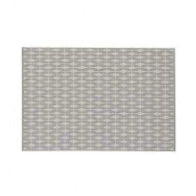 Aldo Dove Grey Indoor Outdoor Rug in  Noorwala