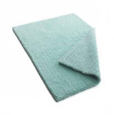 Traverse Reversible Teal Bath Rug