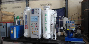 Medical Oxygen Gas Plant and Filling Station