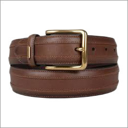 Strapped Leather Belts