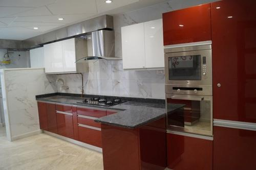 Stainless steel modular kitchen manufacturers suppliers for Stainless steel modular kitchen designs