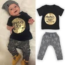 Pant And T Shirt For Baby Boy