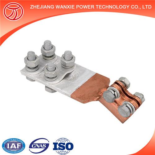 Transformer Clamp Copper-Aluminium Substation Fittings