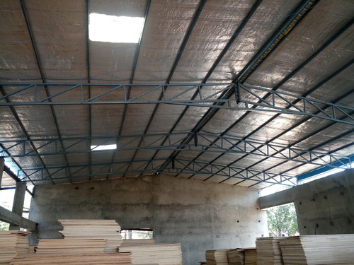 Mild Steel Roofing Sheds in  Amar Colony
