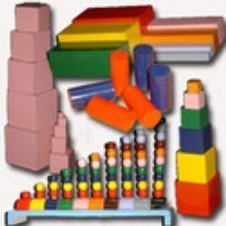 Montessori Equipment For Education in  Gandhi Road