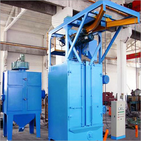Durable Y Type Hanger Shot Blasting Machines in  24-Sector