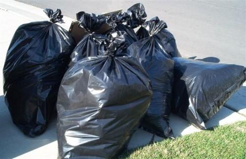Non Biodegradable Trash Bags