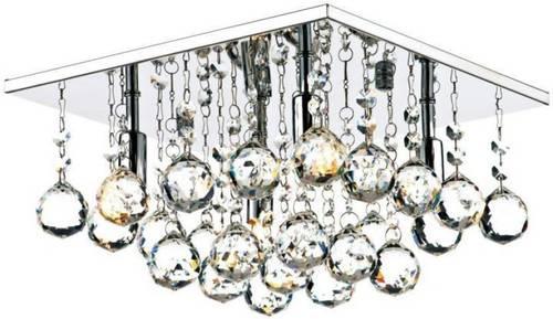Ceiling Crystal Chandelier in  Sarita Vihar