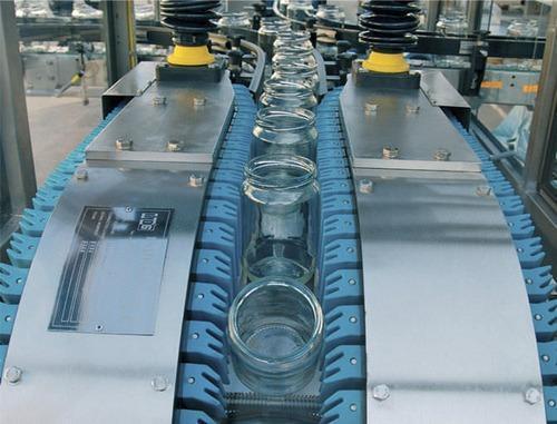 bottle rinsing machine