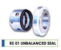 Multiple Spring Seals RE 01 Series