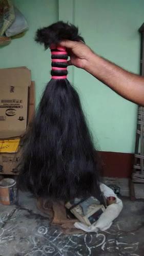AAAAA Non Remy Hair in  Workshop Address : kapash danga P.S. - Beldanga