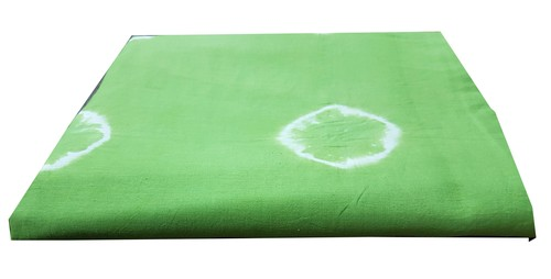 Hand Dyed Cotton Voile Fabrics