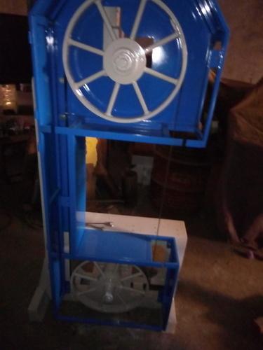 Teshu Paper Machine Blue