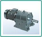 Co-axial Helical Geared Motors
