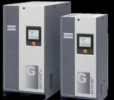 Screw Compressors Ga 7-37 Vsd+ in  Chinchwad