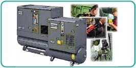 Screw Compressors (Gx 2-11) in  Chinchwad