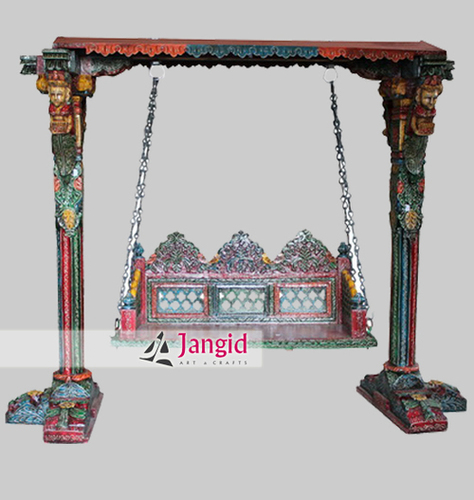 East Indian Painted Furniture