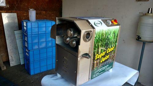Mini Table Top Sugarcane Juice Machines