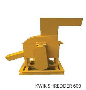 Kwik Shredder 600 (Ks 600) in  New Area