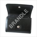 Ladies Leather Black Purse