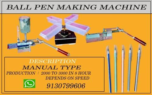 Ball Pen Making Machines