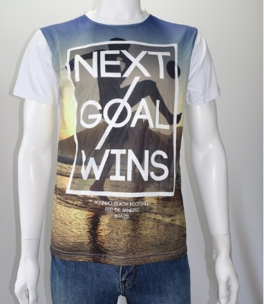 Sublimation Printed T Shirts in    Shijie Town