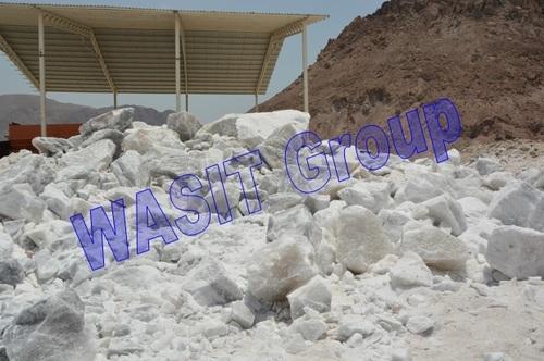 Rock Salt in  Julphar Office Tower