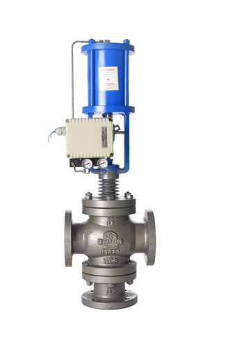 Modulating Control Valves in  Sachin