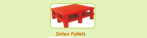 Pallets (Sintex)
