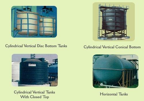 Chemical Tanks in  Ramnagar