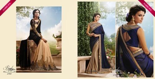 Designer Party Wear Ladies Sarees