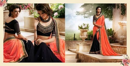 Ladies Designer Fancy Sarees in  Maliwara