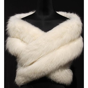 Fur Stole in  Ecotech