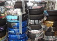 Four Wheeler Tyre in   Railway Road