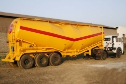 Fly Ash Bulkers