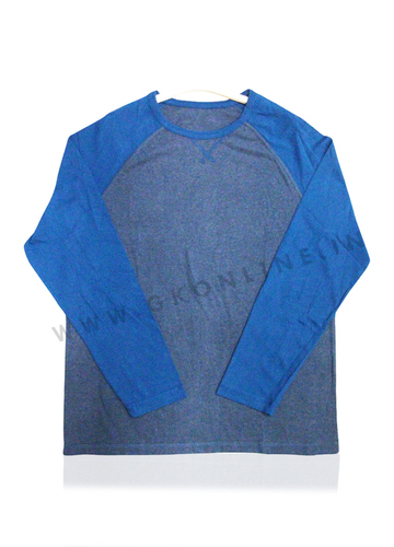 Mens Full Sleeves Cotton T Shirts