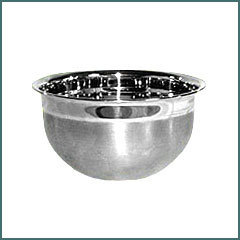 Stainless Steel German Bowls in  Wazirpur Indl. Area