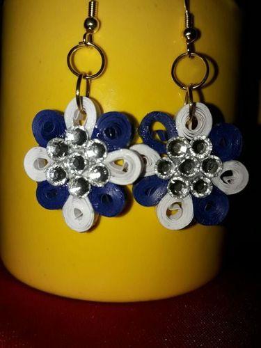 Fashionable Handmade Ear Rings