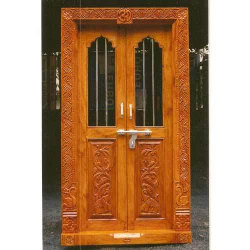 Teak Wood Doors Manufacturers Dealers Amp Exporters