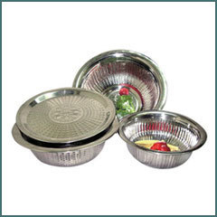 Stainless Steel Rice Bowls in  Wazirpur Indl. Area