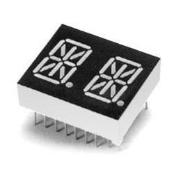 Alpha Numeric Dual Digit Led Display 0.56 Inch in  Kushaiguda