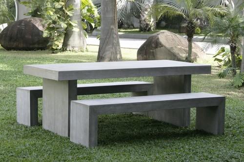 Concrete Garden Bench Manufacturers Suppliers Exporters