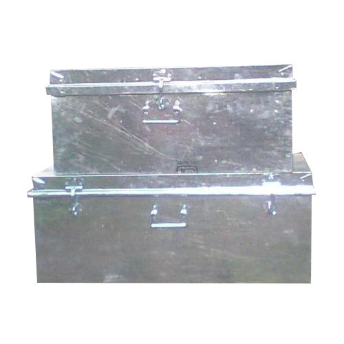 Galvanized Trunk