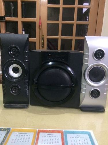5.25 Front Woofer Multimedia Home Theater System in  Sagarpur
