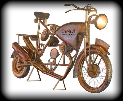 Decorative Bike Lamp